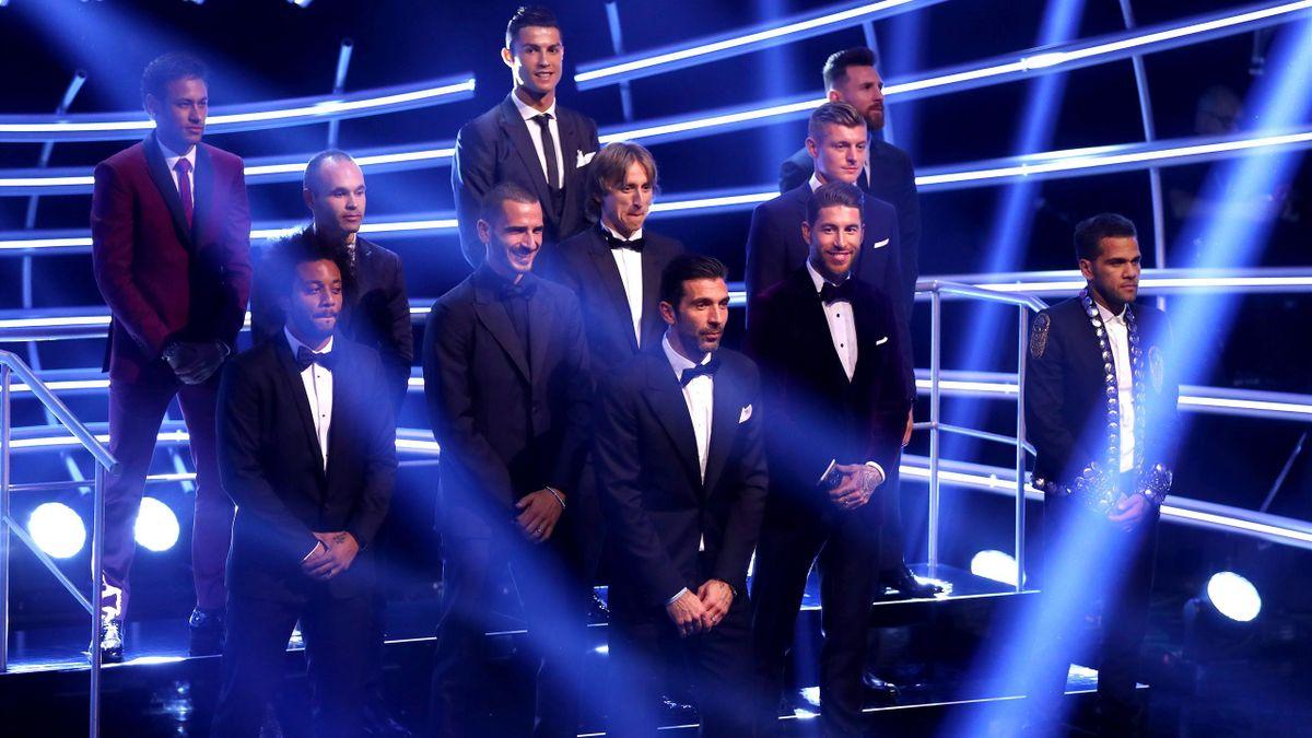 Best 11 FIFA