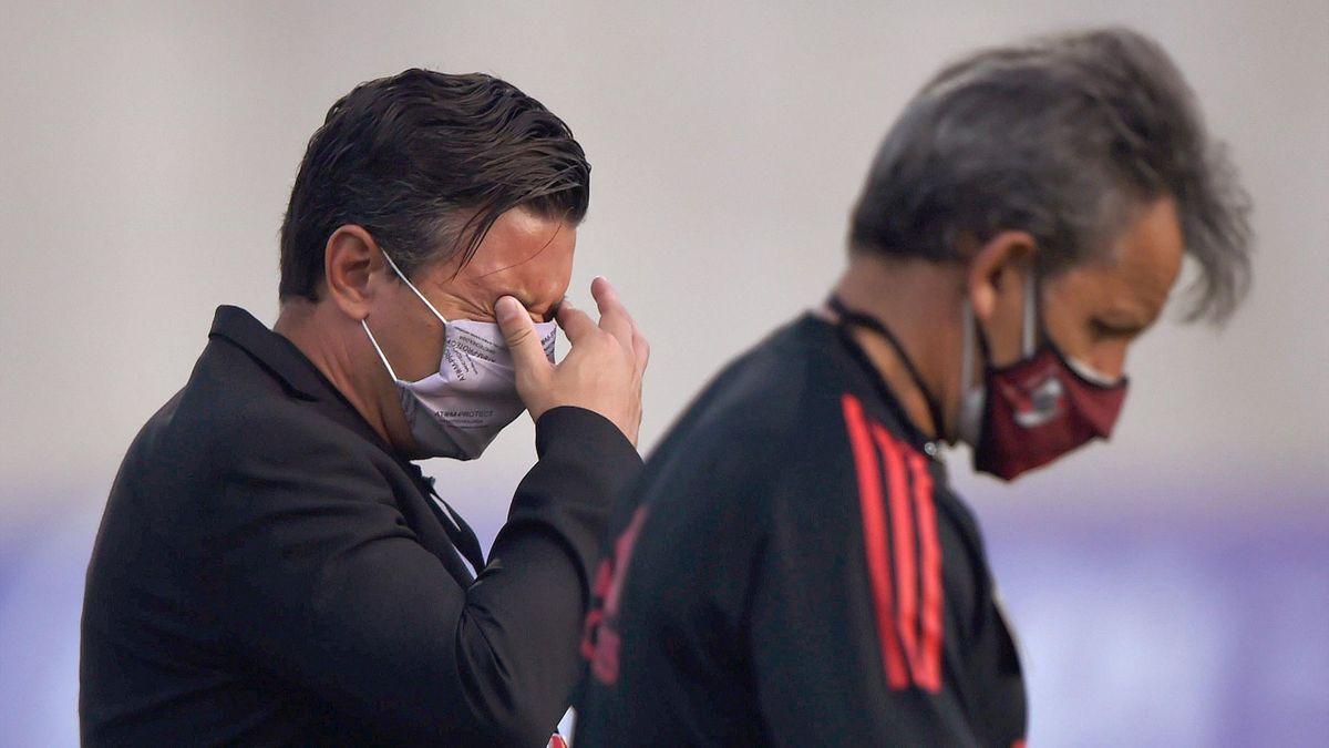 Marcello Gallardo, l'entraîneur de River Plate