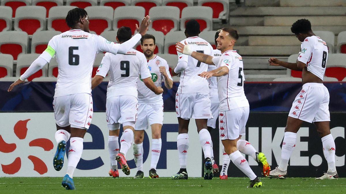 Fabregas n'a rien perdu de son coup d'oeil : l'ouverture du score de Volland pour Monaco