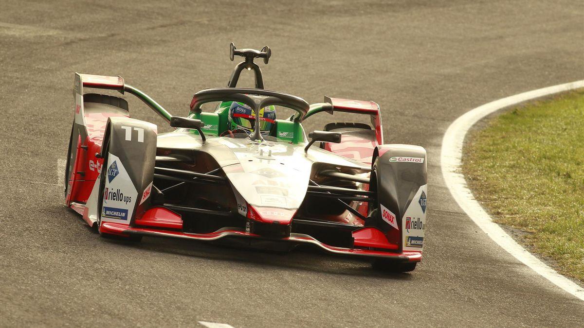 Lucas di Grassi gewinnt für Audi in Mexiko