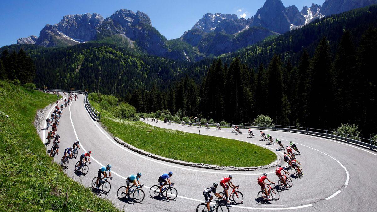 Giro 2017 - San Candido naar Piancavallo