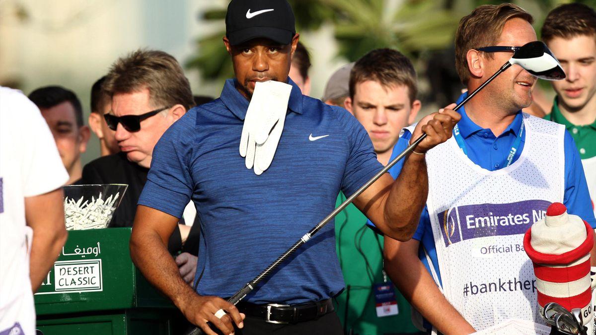 Steigt wegen Rückenproblemen aus: Tiger Woods