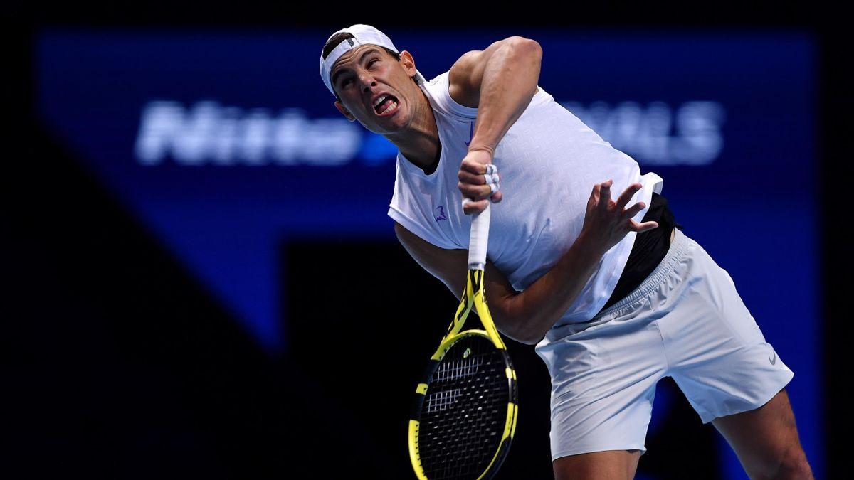 Rafael Nadal (ATP Finals 2019)