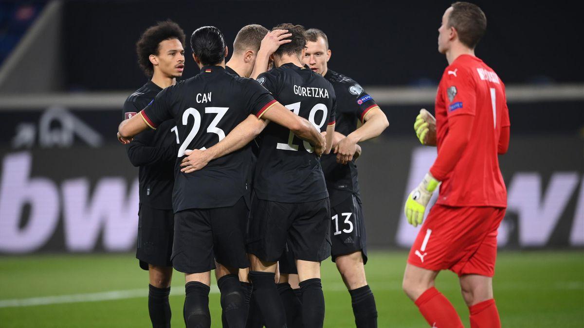 L'Allemagne n'a pas tremblé face à l'Islande - 2021