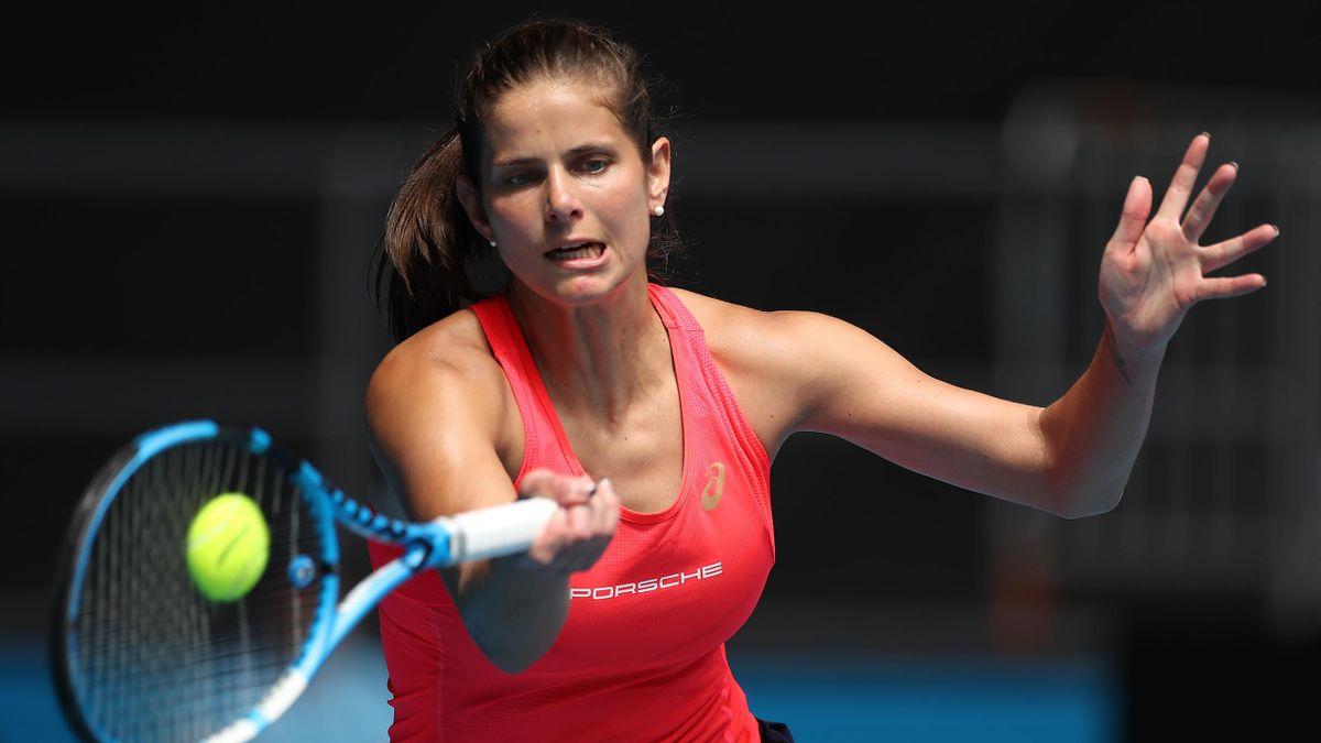 Julia Görges   Tennis   ESP Player Feature