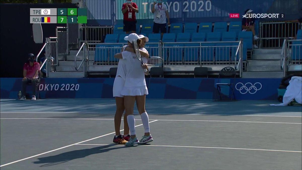 Jocurile Olimpice: Monica Niculescu si Raluca Olaru
