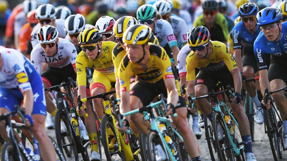 Tadej Pogacar und Co- - Tour de France