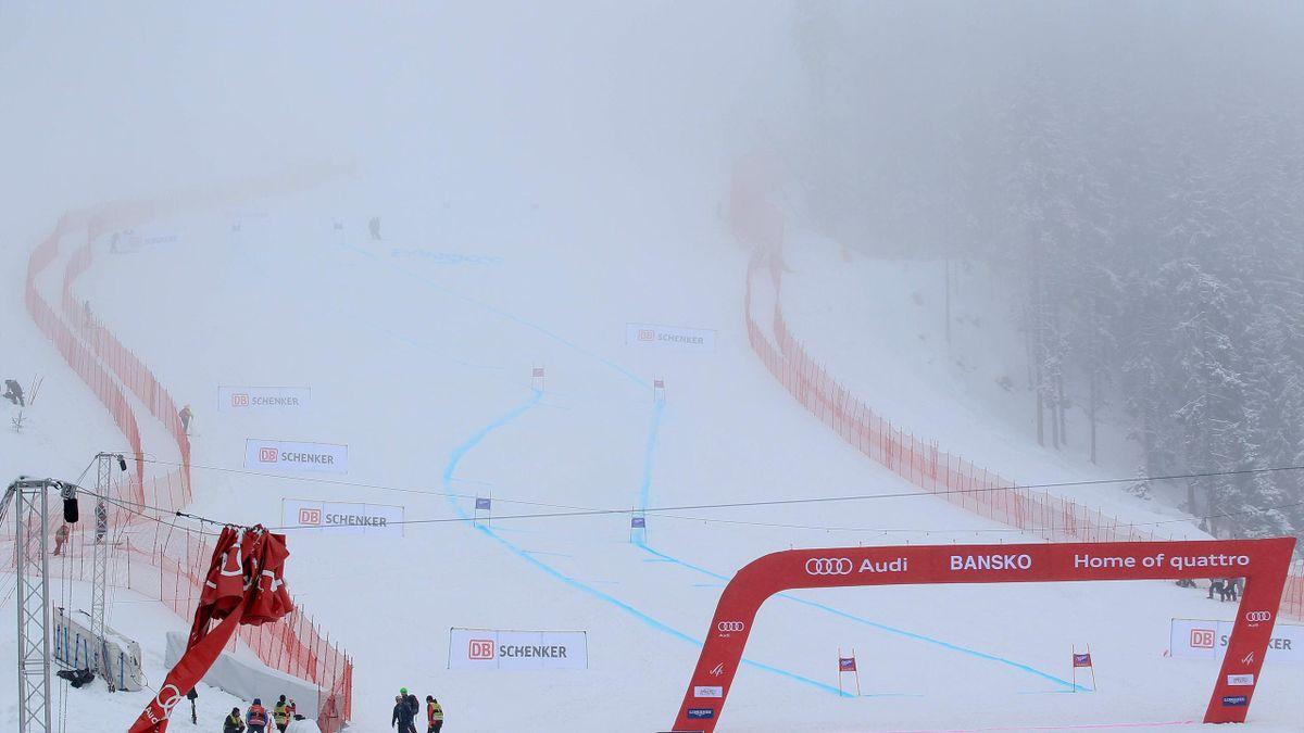 Nebel: Rennen abgesagt