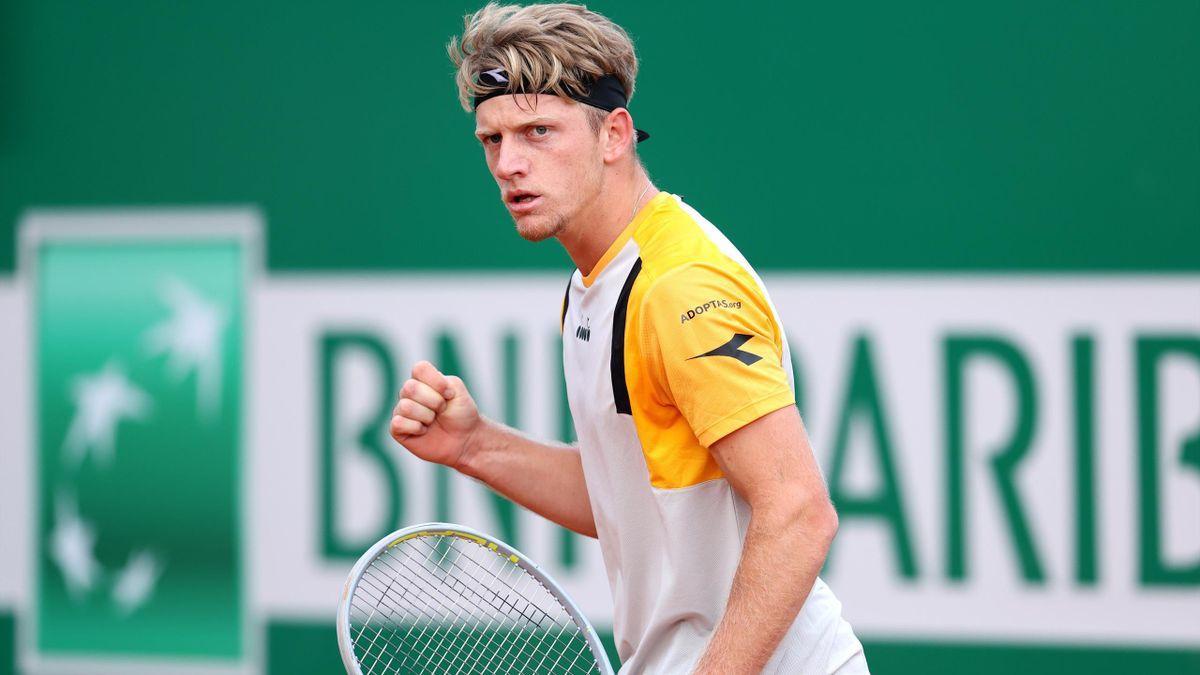 Alejandro Davidovich Fokina se mete en los cuartos de final del Masters 1.000 de Monte Carlo