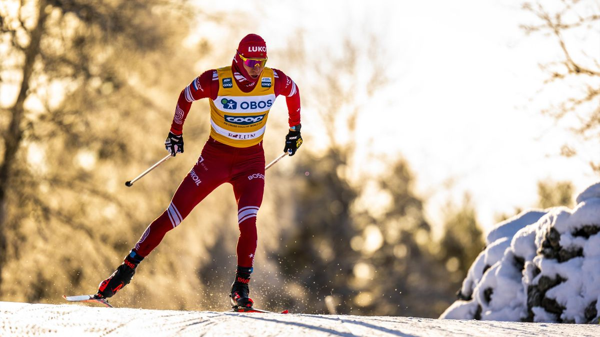 Alexander Bolshunov | Cross-Country Skiing | ESP Player Feature