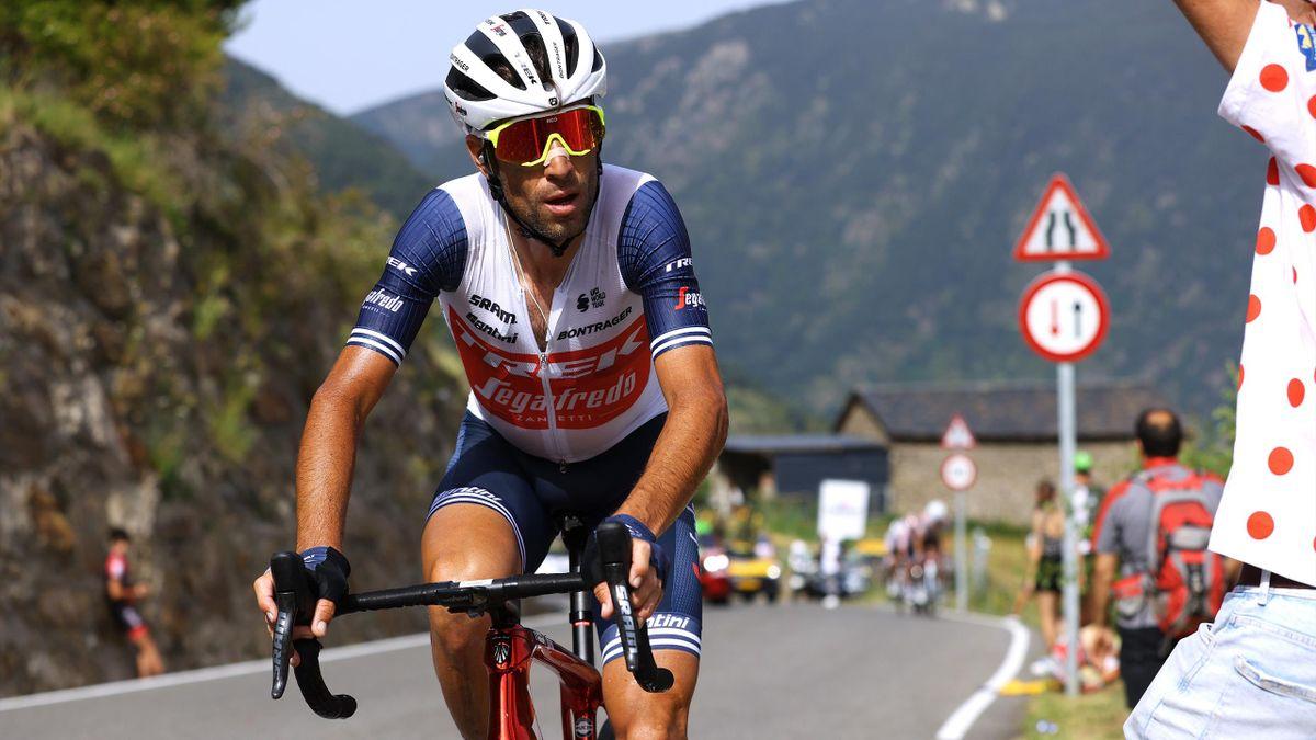 Vincenzo Nibali in Andorre-la-Vieille