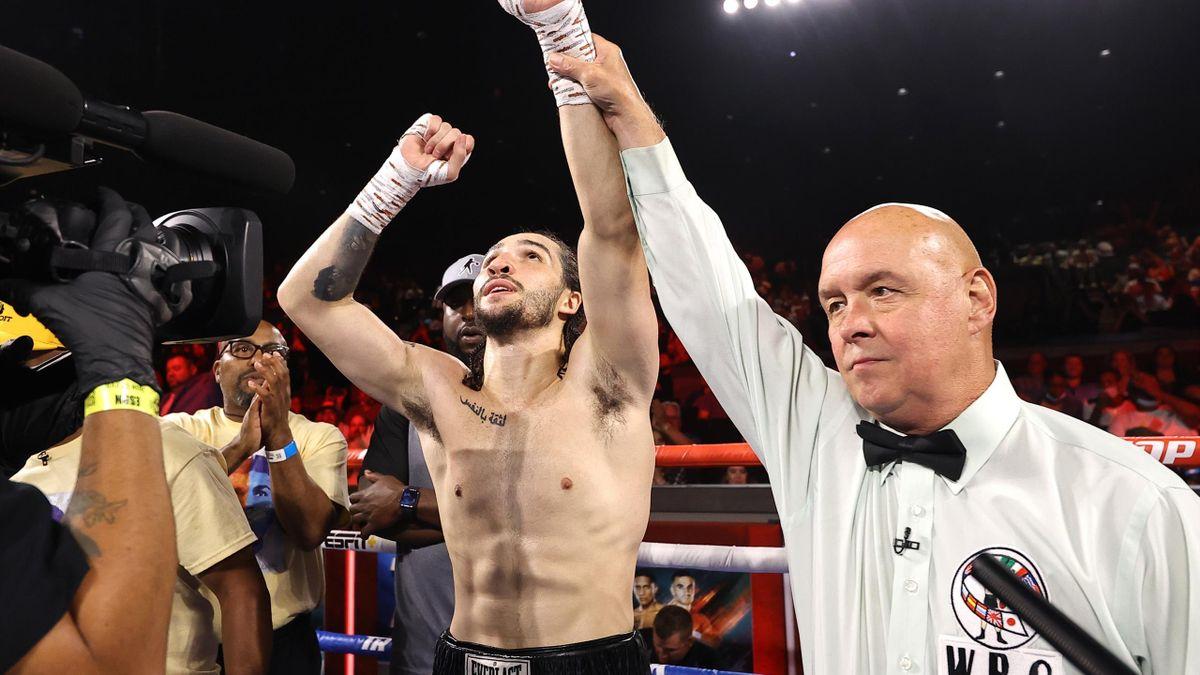 Ali Walsh, debut cu victorie la debutul în boxul profesionist