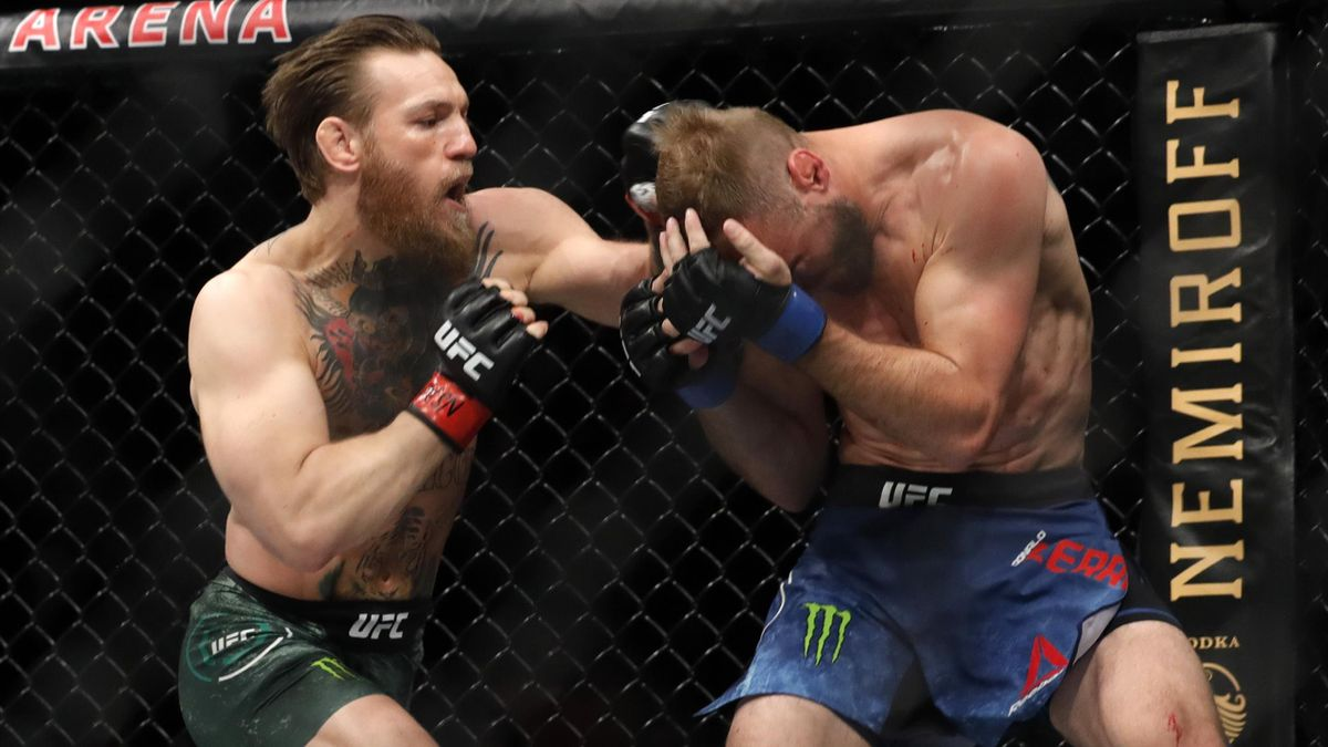 Conor McGregor gegen Donald Cerrone