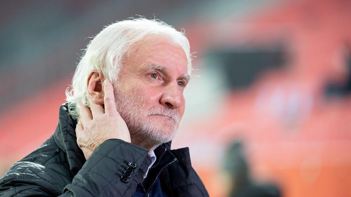 Rudi Völler kritisiert die neue europäische Super League