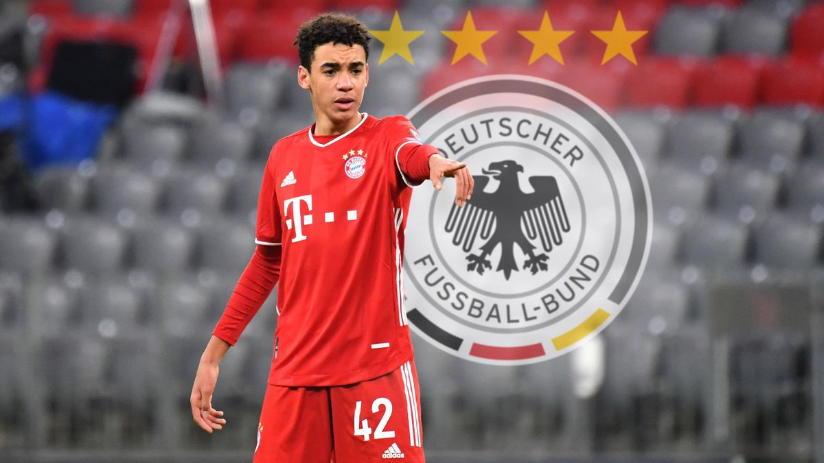 Der DFB wirbt heftig um Bayern-Shootingstar Jamal Musiala