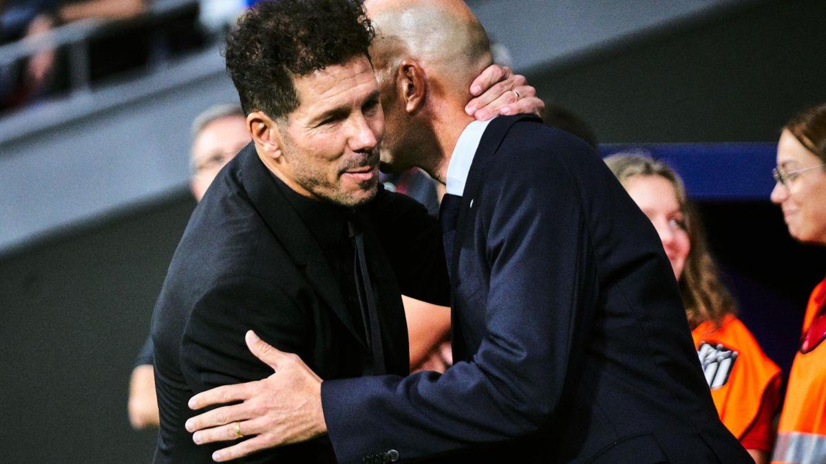 Diego Simeone sare în apărarea rivalilor de la Real Madrid