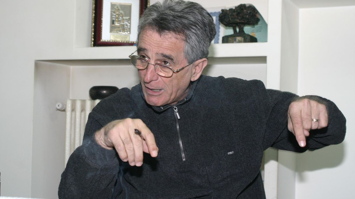 Cristian Gațu împlinește 75 de ani