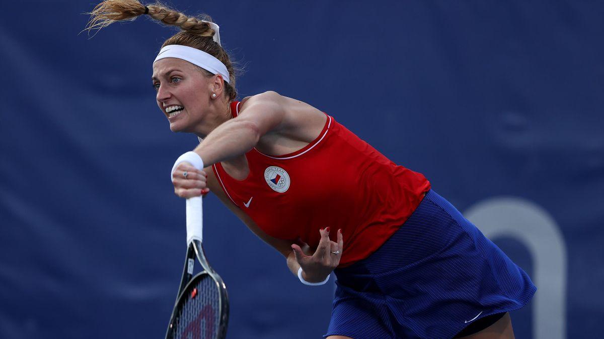 Petra Kvitova la Jocurile Olimpice
