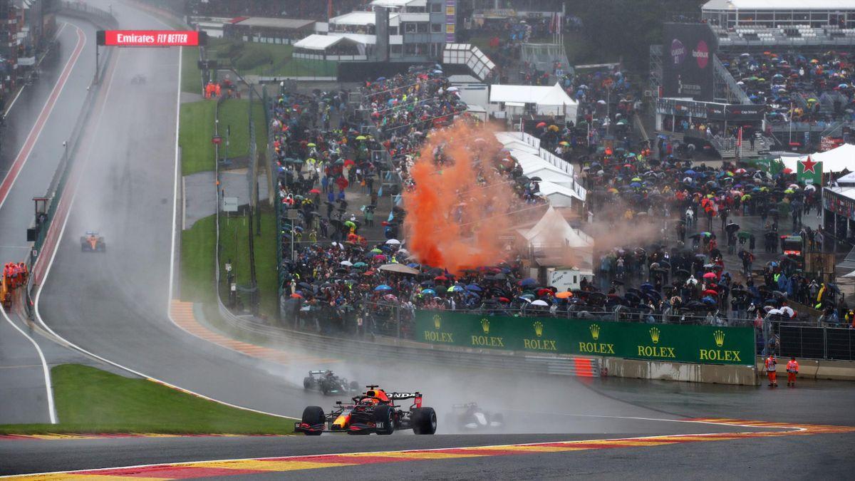 Spa Francorchamps Pressestimmen zum Chaos Rennen