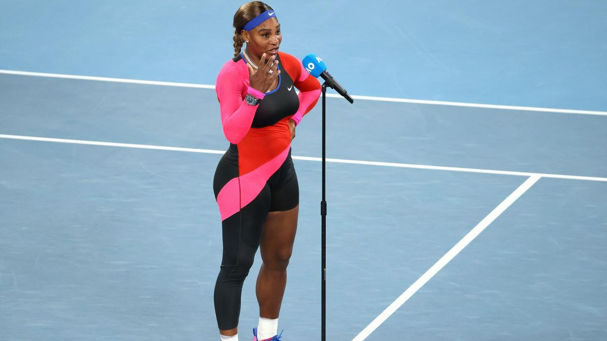 'The best I've played this tournament, I'm excited' - Serena