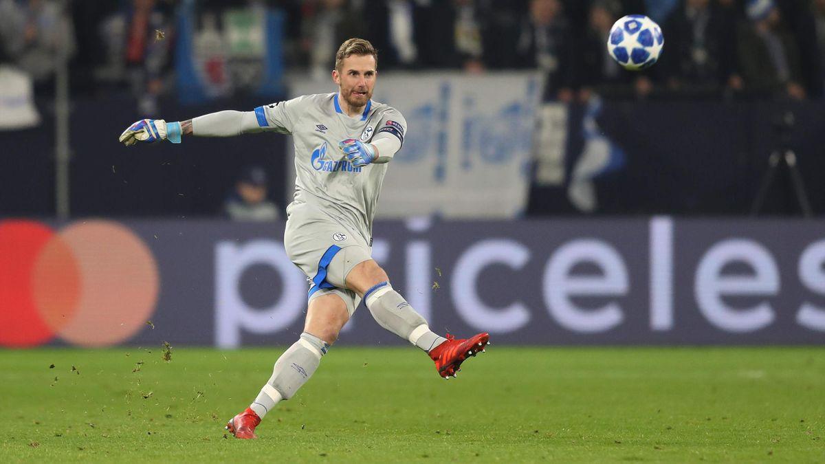 Fährmann hütet das Schalker Tor in der Champions League