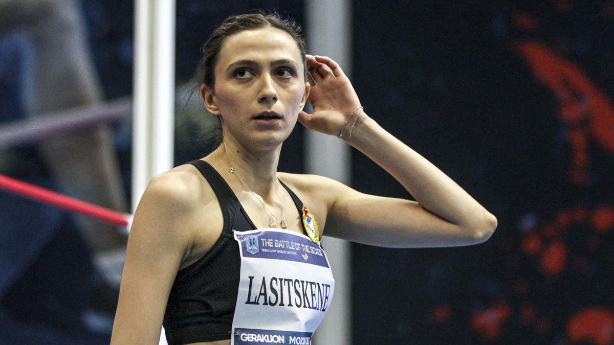 Мария Ласицкене, Россия
