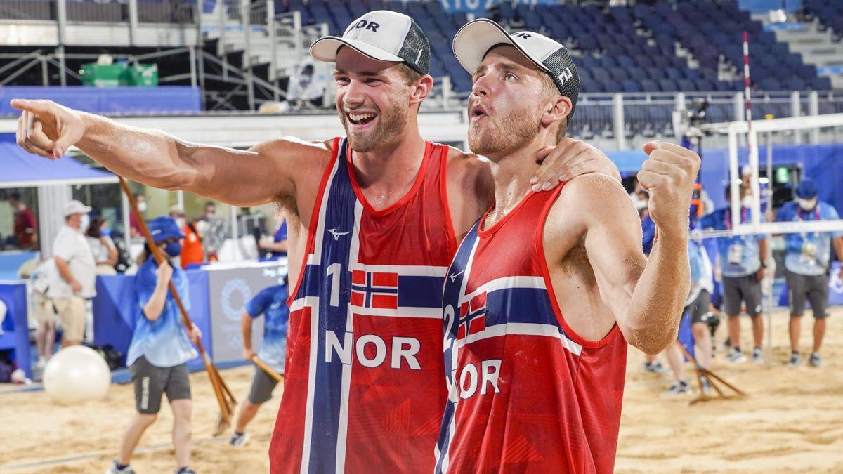 Anders Mol og Christian Sørum