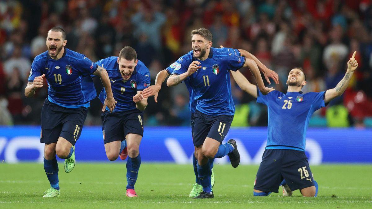 Italien bei der EURO 2020