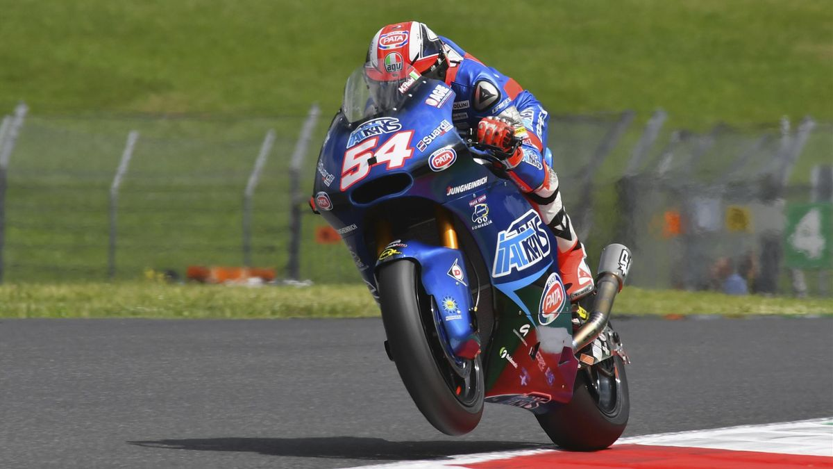 Mattia Pasini (Kalex Italtrans) - Moto2 - GP of Italy 2018