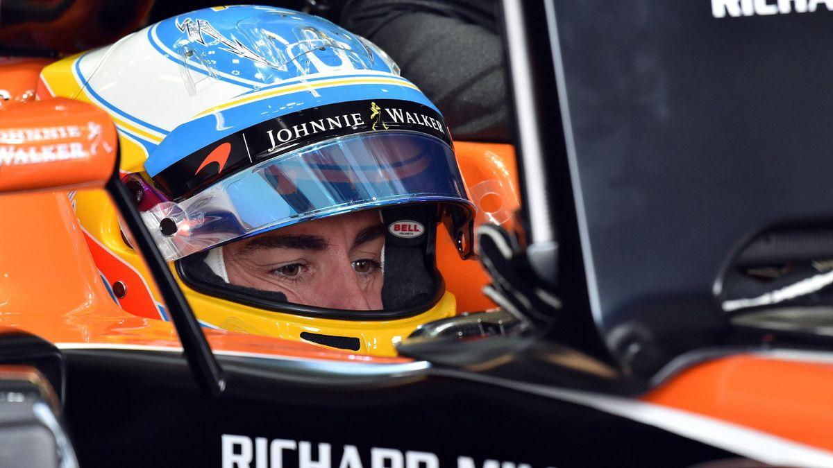 Fernando Alonso | McLaren Honda