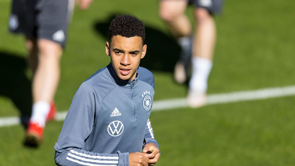 Jamal Musiala could have a huge impact for Germany