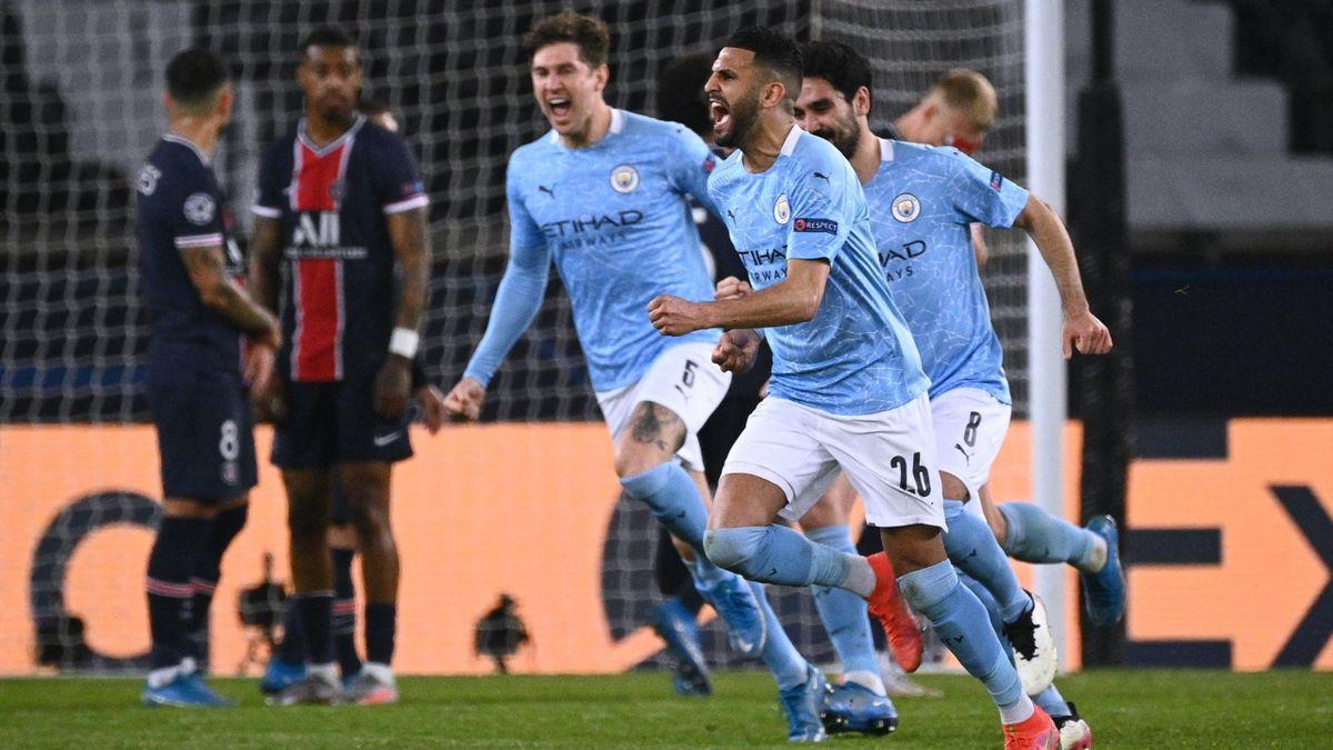 PSG - Manchester City