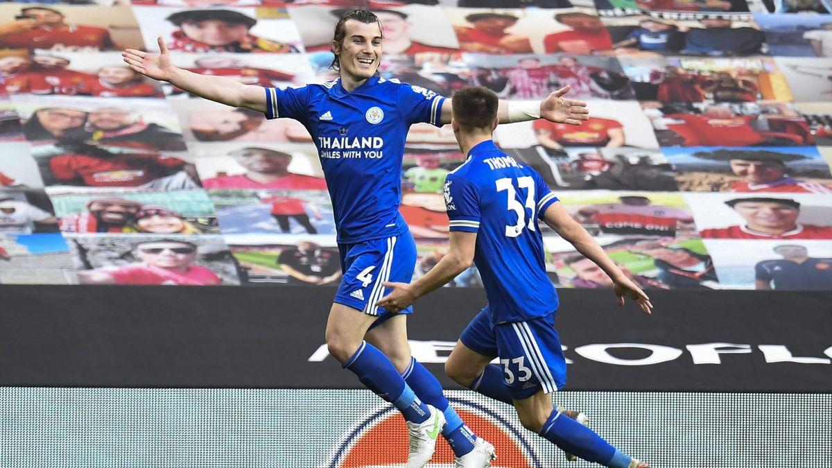 Caglar Söyüncü - Leicester City