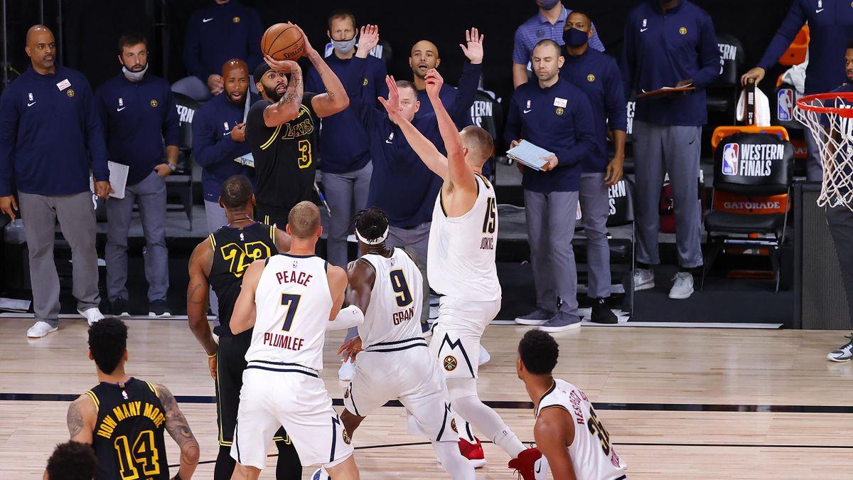Anthony Davis - Los Angeles Lakers