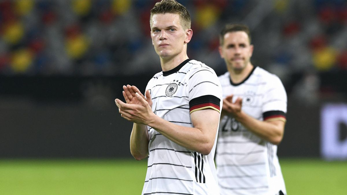 Matthias Ginter bei der Nationalmannschaft.