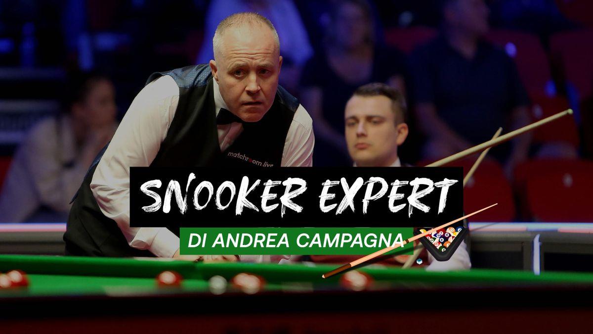 Snooker Expert | John Higgins