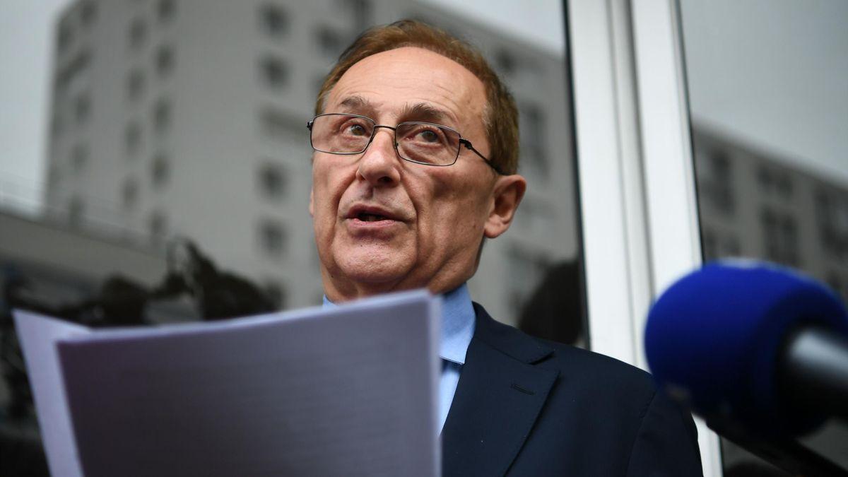Didier Gailhaguet à Paris le 8 février 2020