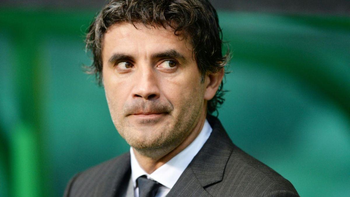 Zoran Mamic este antrenorul lui Dinamo Zagreb