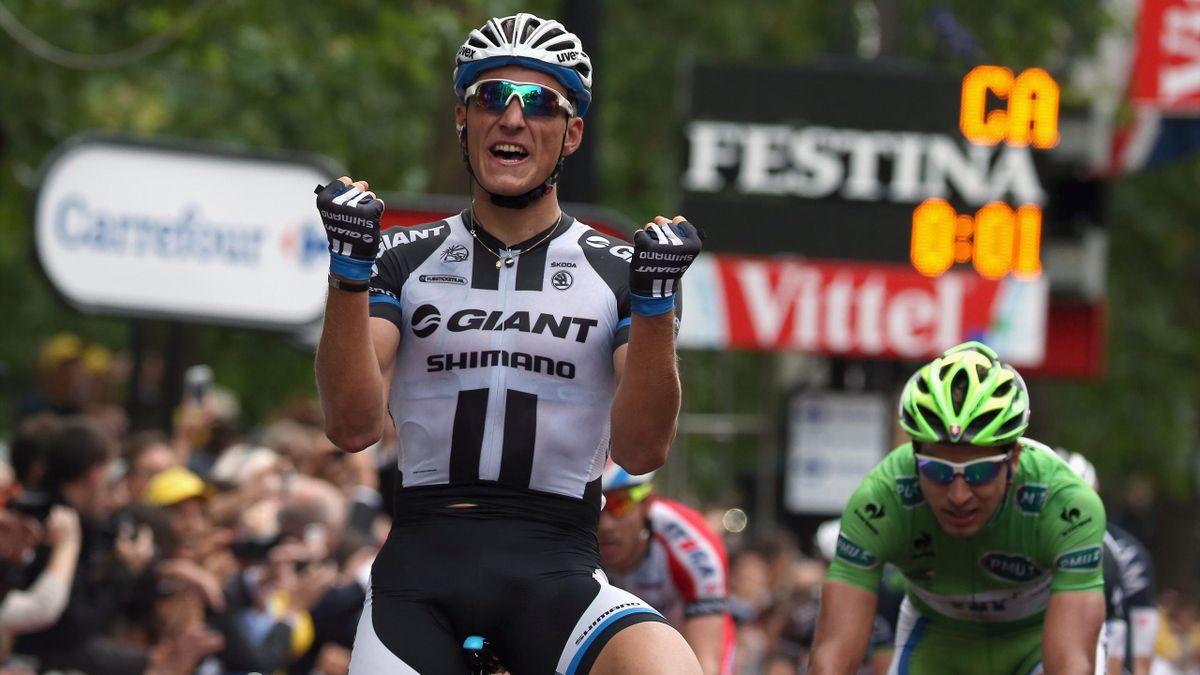 Marcel Kittel, Tour de France 2014 - London