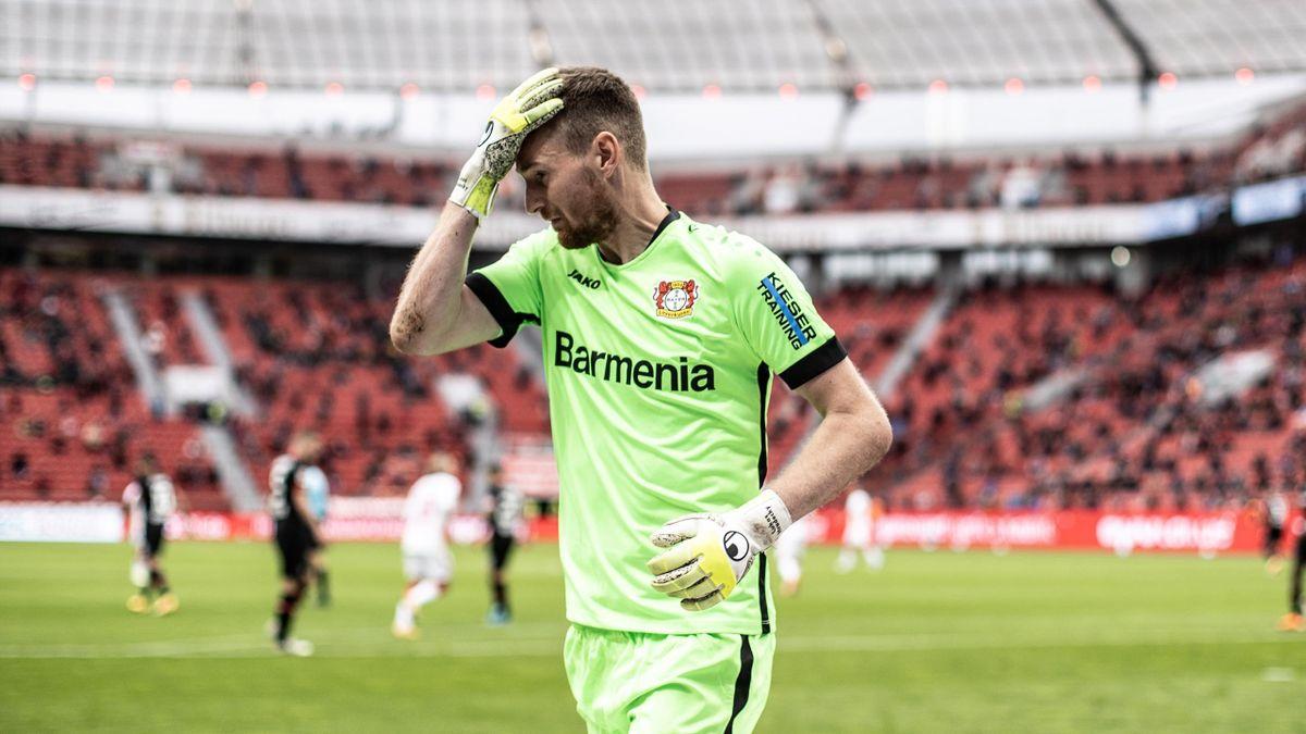 Lukas Hradecky, Bayer 04 Leverkusen