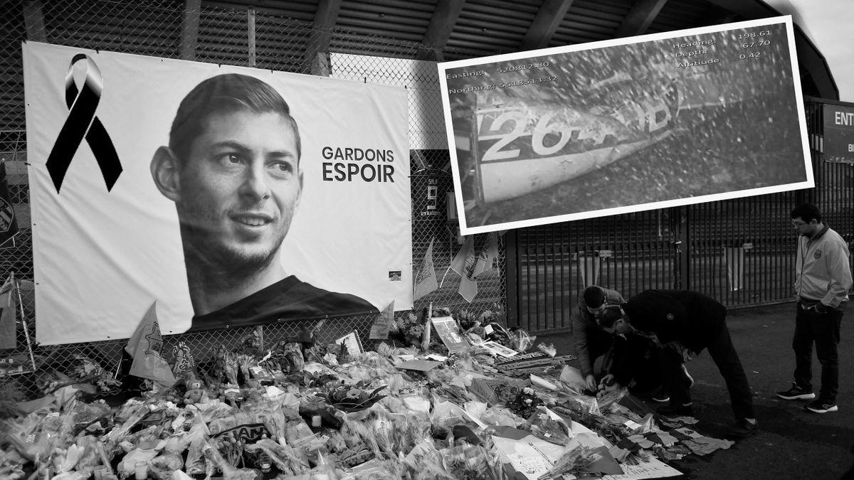 Прощание с Эмилиано Салой