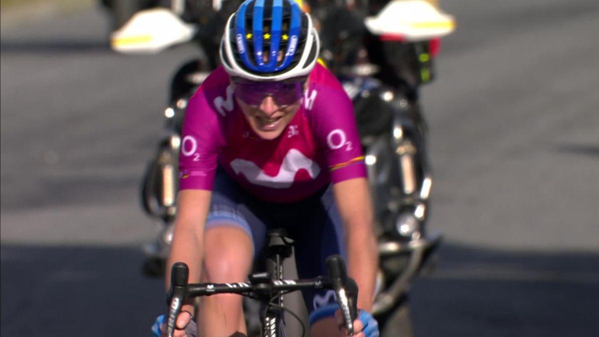 Van Vleuten zet zegetocht voort met overwinning in Ronde van Noorwegen