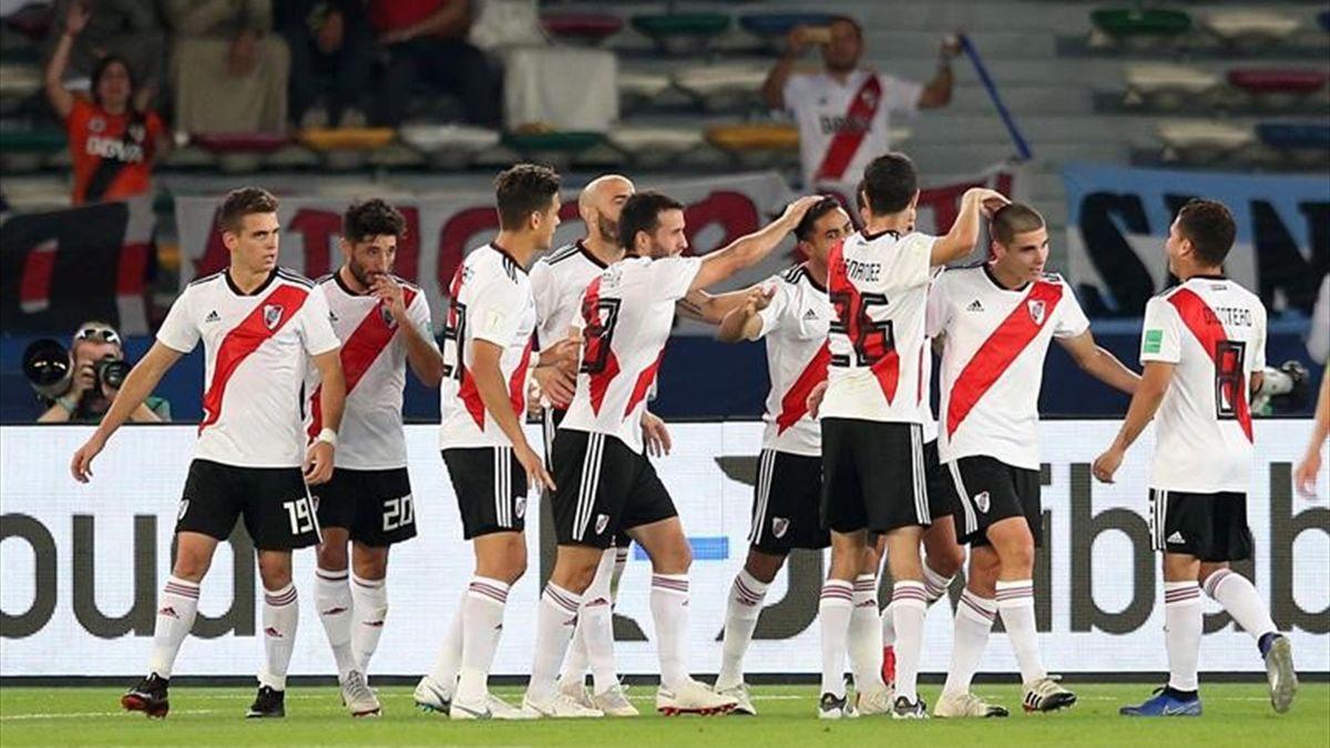 River Plate Mundial de Clubes Abu Dabi