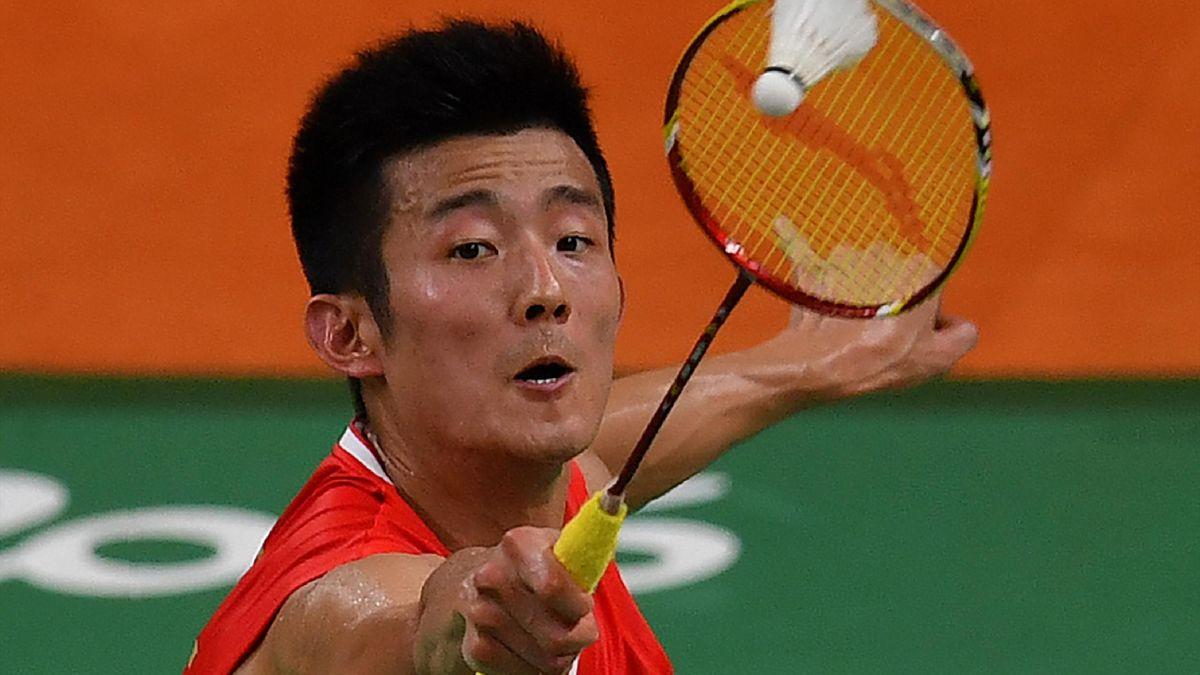 Chen Long gewinnt Gold im Badminton
