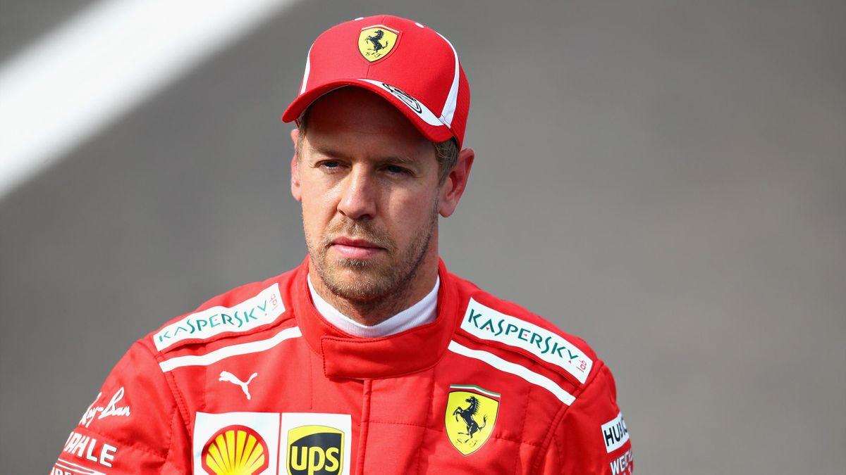 Sebastian Vettel (Ferrari) - GP of Italy 2018