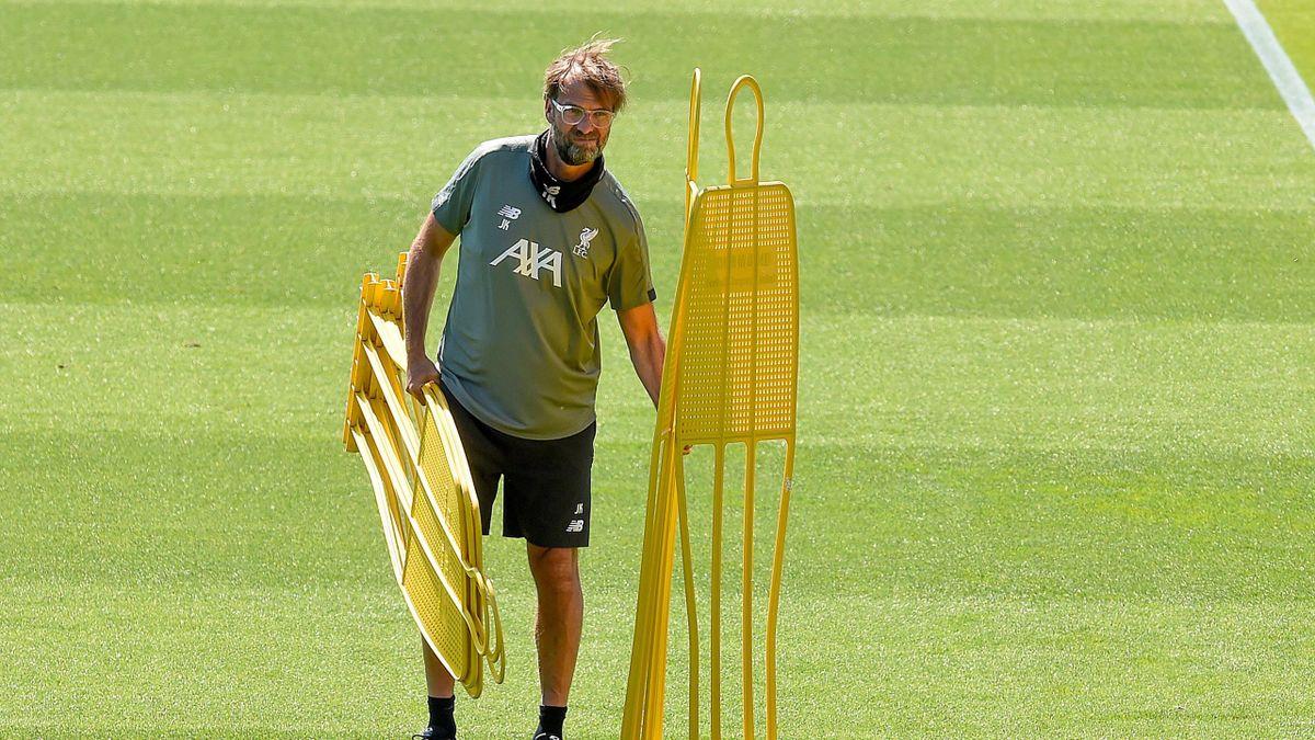 Jurgen Klopp este aproape de primul titlu cu Liverpool, club care așteaptă de 30 de ani un nou succes în prima ligă engleză