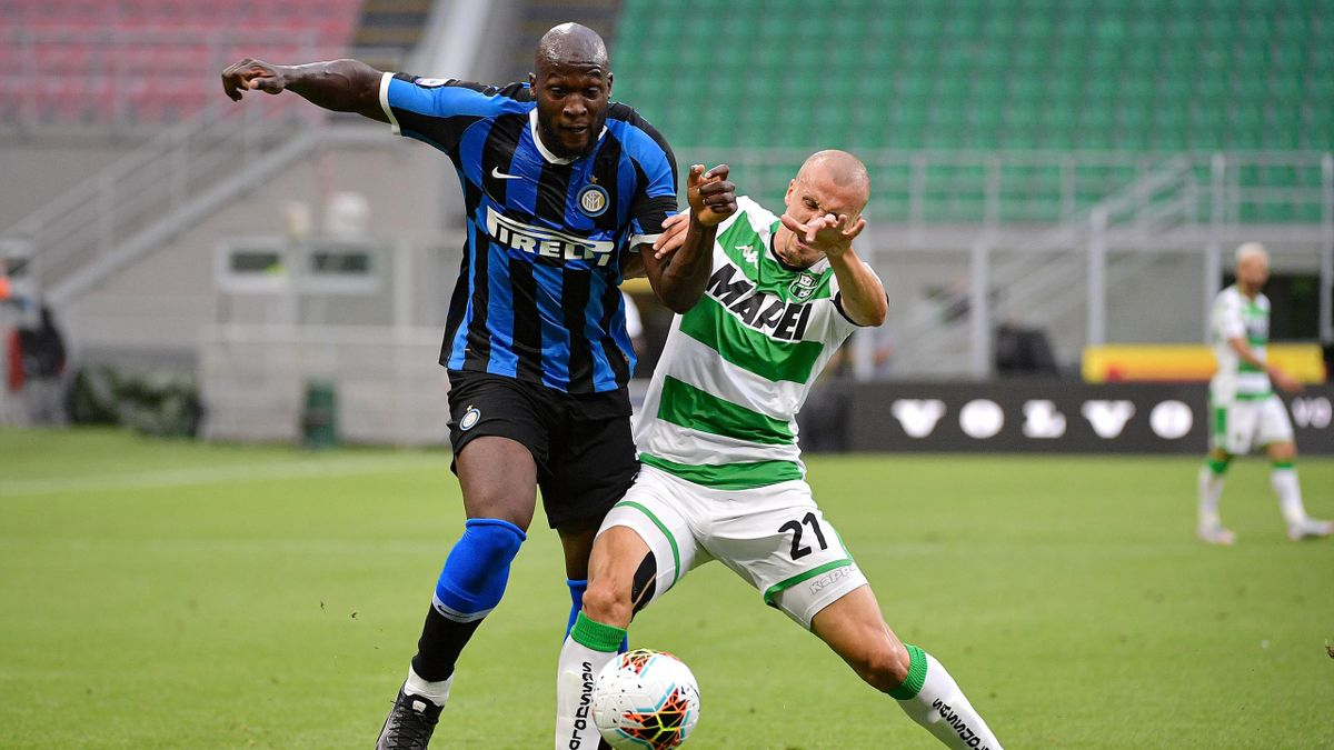 Inter Mailand - Sassuolo Calcio