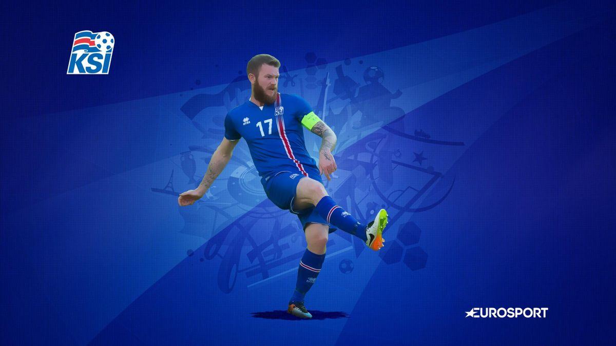 Iceland Euro 2016 graphic