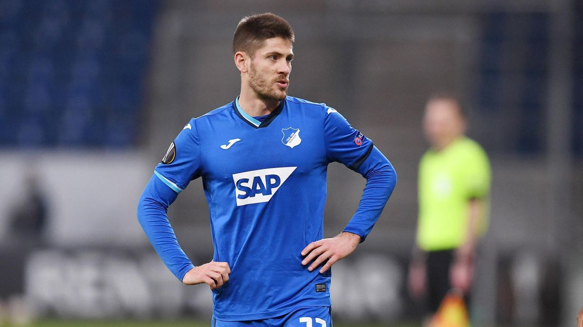 Andrej Kramaric und die TSG 1899 Hoffenheim sind in der Zwischenrunde der Europa League gescheitert