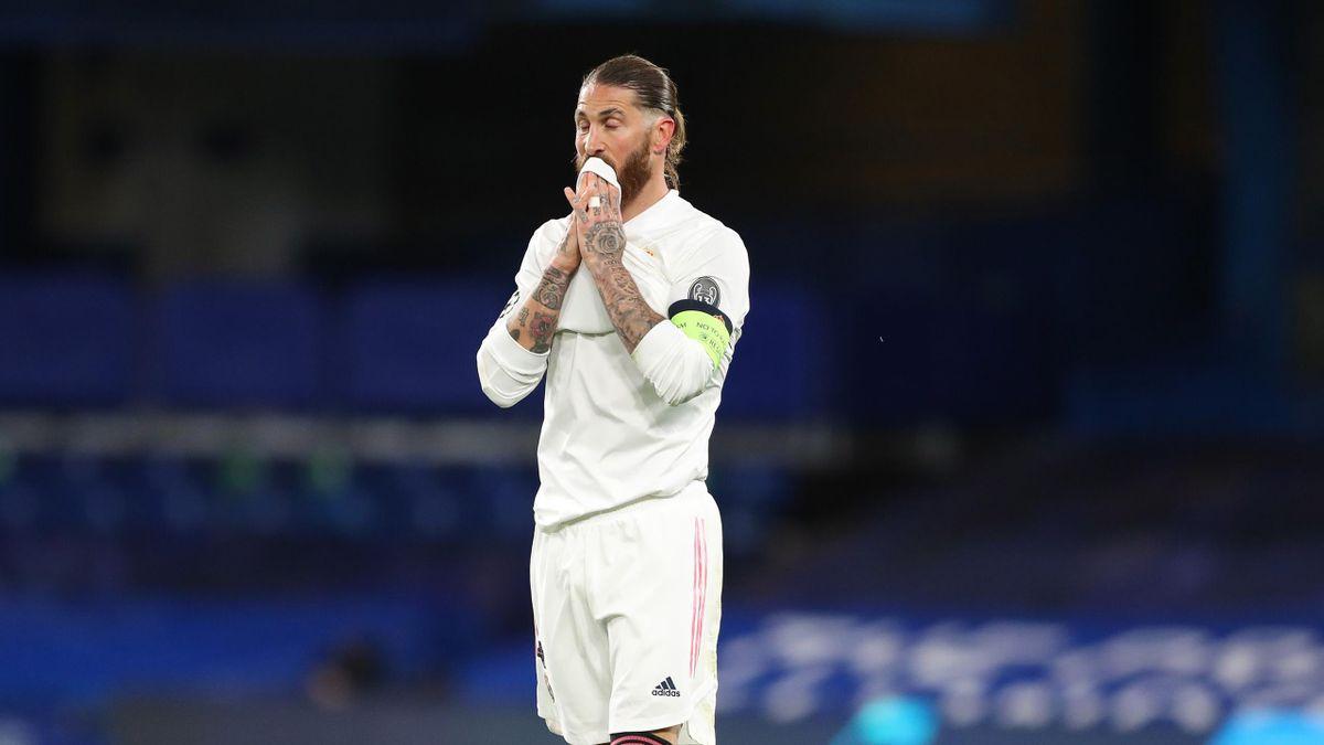 Sergio Ramos' Real Madrid career is over